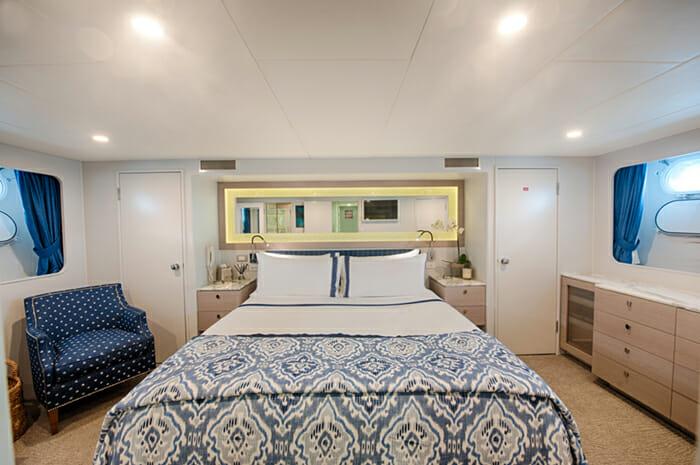 Dreamtime master cabin