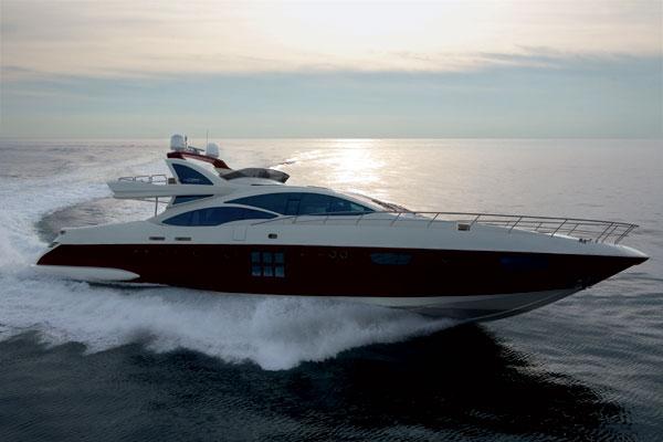 Yacht Duke