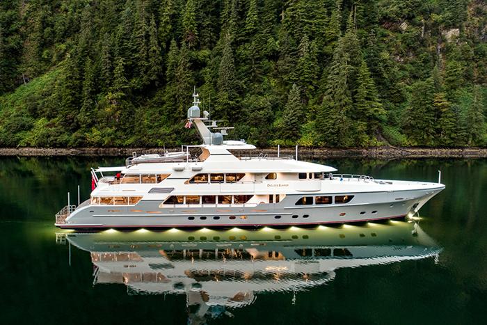 Yacht Endless Summer 164ft