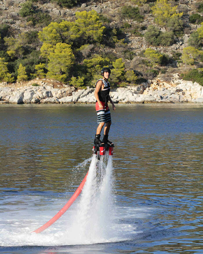 Endless Summer flyboard