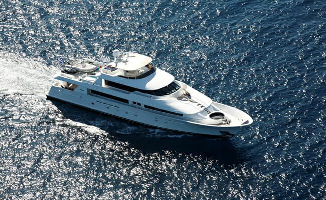 Yacht Endless Summer