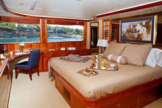 Endless Summer master cabin