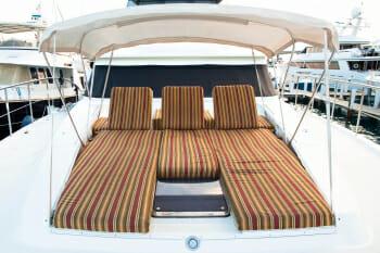 Equinox forward deck