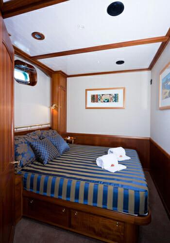 Escapade guest cabin