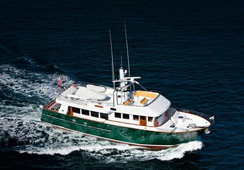 Yacht Escapade