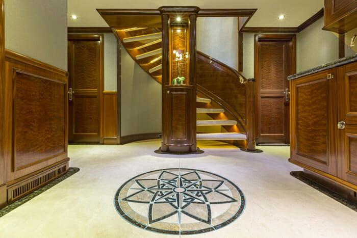 Far From It guest foyer