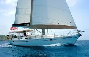 Jeanneau yacht Fidelity