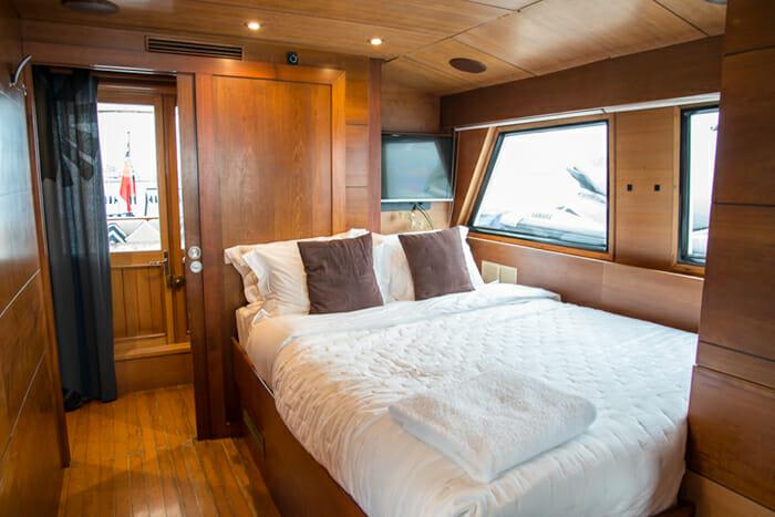 Fiorente convertible double cabin