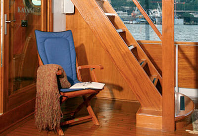 Kayana deck chair