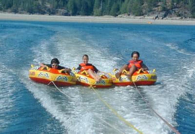 Pacific Yellowfin tubing