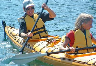 Pacific Yellowfin kayak