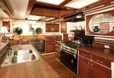 Pacific Yellowfin Galley
