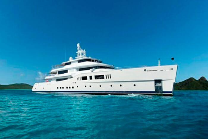Yacht Grace E
