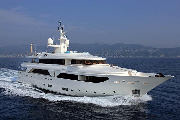 Yacht Hana