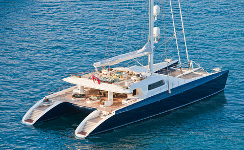 Yacht Hemisphere