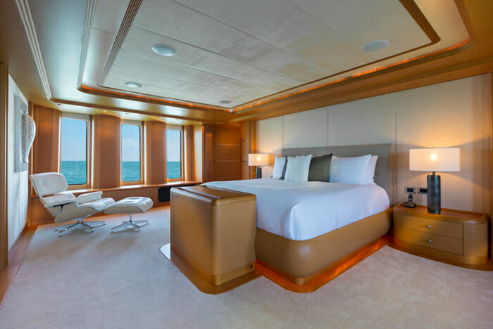 Ice 5 master cabin