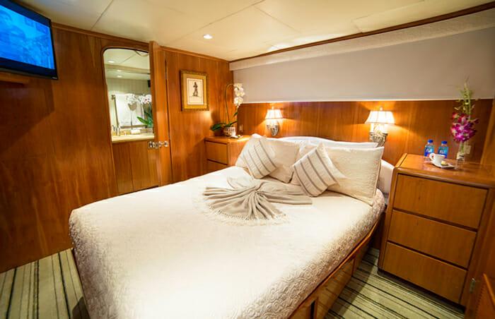 Il Capo guest cabin