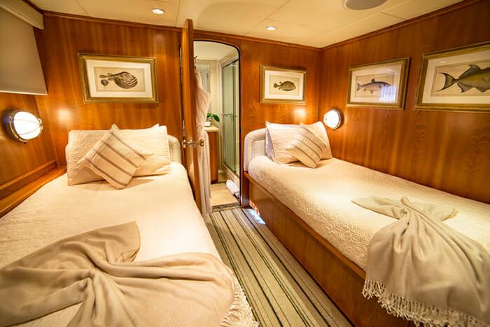 Il Capo twin cabin