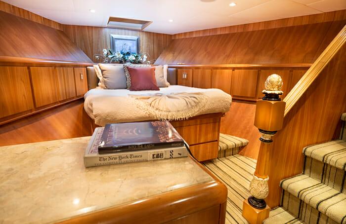 Il Capo vip cabin