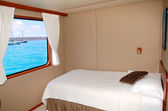 Integrity guest stateroom