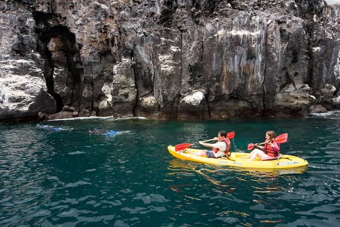 Integrity kayaking