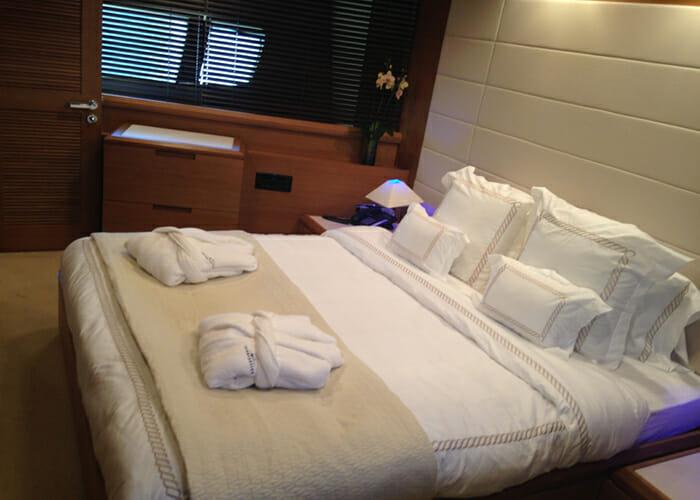 Intervention guest cabin