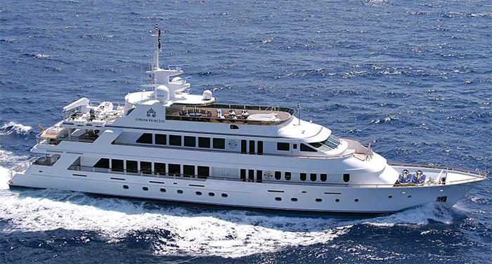Yacht Ionian Princess