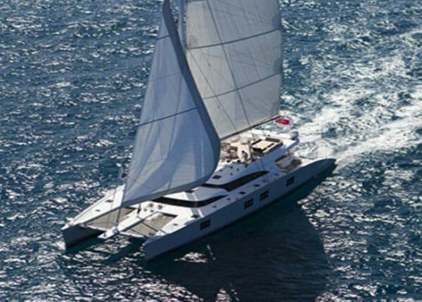 Catamaran Ipphara
