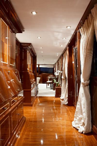Iraklis L hallway