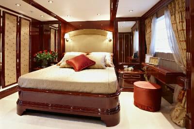 Iraklis L master cabin