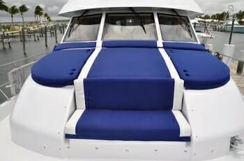 Island Girl forward deck