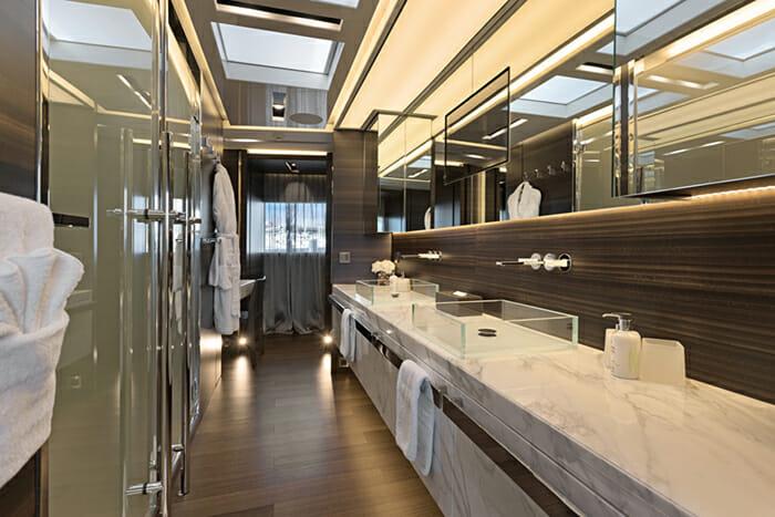 Jedi master bathroom