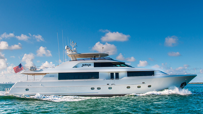Yacht Jopaju