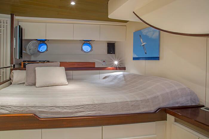 Jupiter double cabin