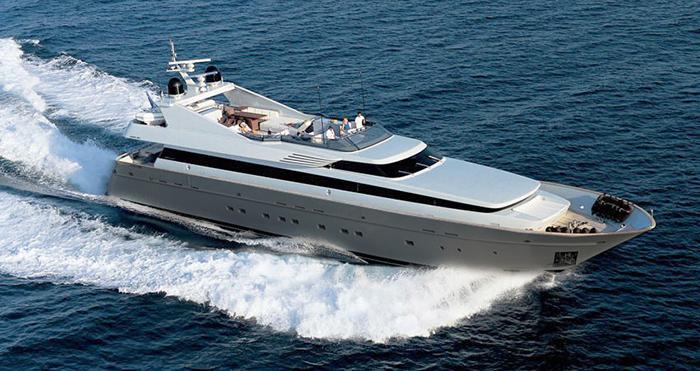 Yacht Kintaro