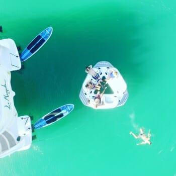 La Manguita drone view