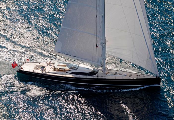 Yacht Lady B