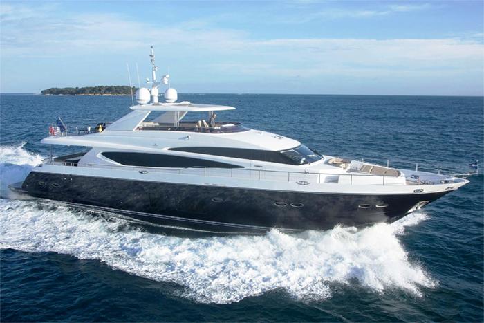 Yacht Lady Beatrice