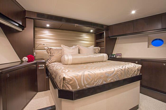 Lady Carmen VIP cabin