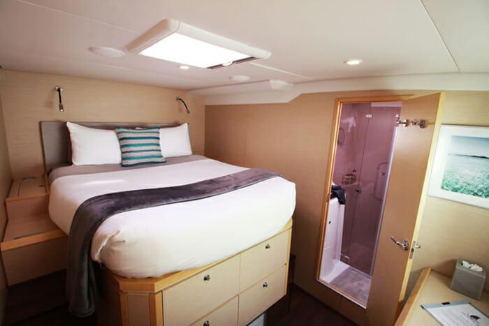 Lady Katlo guest cabin