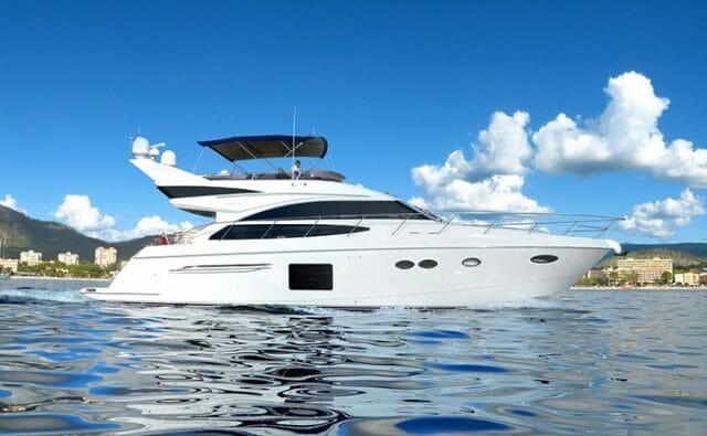 Yacht Lady M