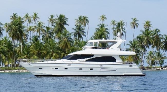 Yacht Lady Margaret