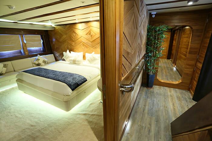 Lamima guest cabin