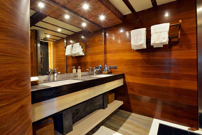 Lamima master bathroom
