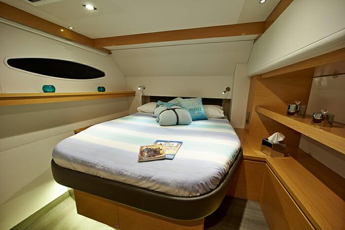 Lir double cabin