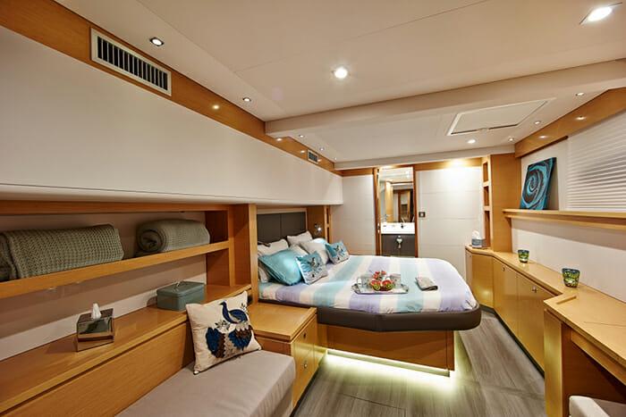 Lir master cabin