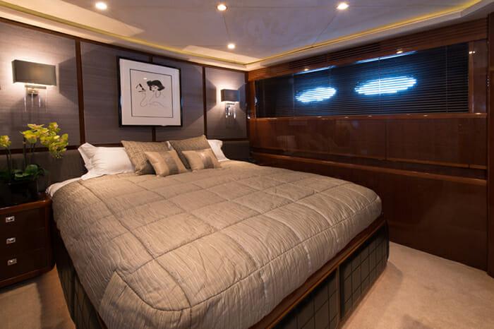 Livernano guest cabin