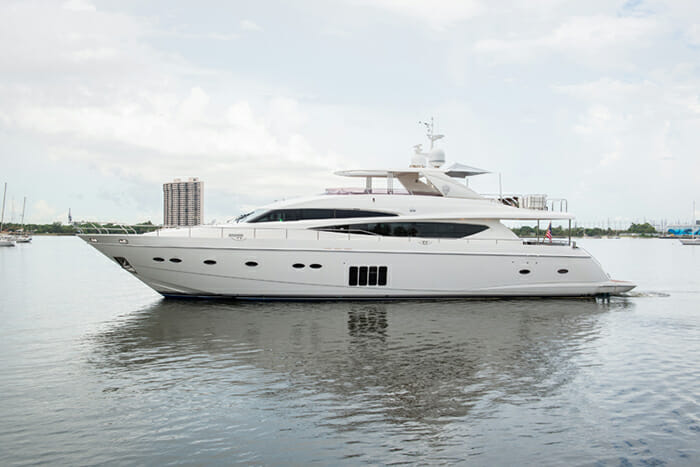 Yacht Livernano