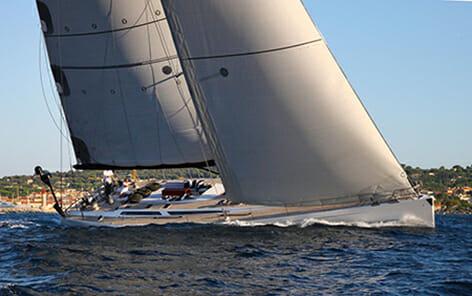 Yacht Lupa of London