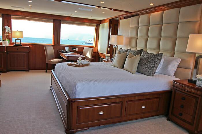 M4 master cabin main deck